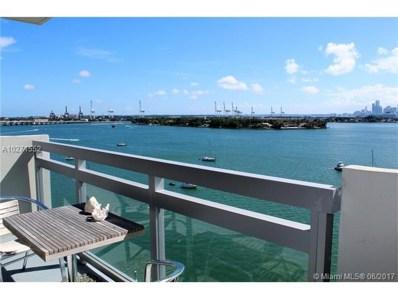 1500 Bay Rd UNIT 1238S, Miami Beach, FL 33139 - MLS#: A10271552