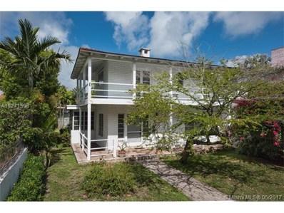 5014 Lakeview Dr, Miami Beach, FL 33140 - MLS#: A10271598