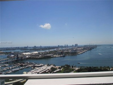 253 NE 2nd St UNIT 3305, Miami, FL 33132 - MLS#: A10271839