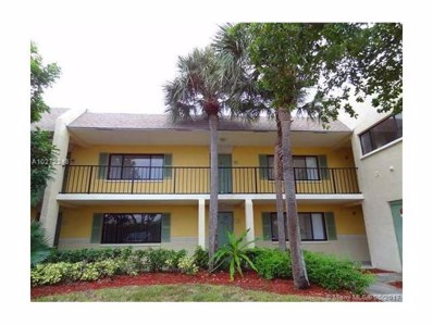515 Meadows Cir UNIT 515, Boynton Beach, FL 33436 - MLS#: A10272248