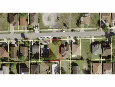 0 Nw 15 St, Fort Lauderdale, FL 33311 - MLS#: A10272879