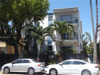 750 Michigan Ave UNIT 205, Miami Beach, FL 33139 - MLS#: A10273474