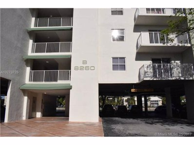 8260 SW 210th St UNIT 315, Cutler Bay, FL 33189 - MLS#: A10273725