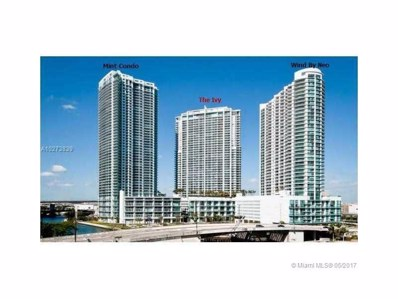 90 SW 3rd St UNIT 3811, Miami, FL 33130 - MLS#: A10273839