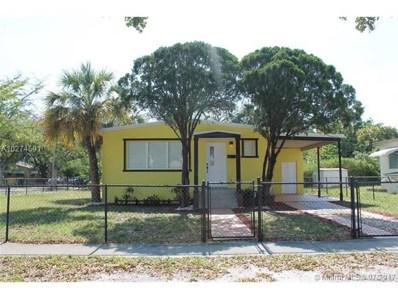 12000 NW 10th Ave, North Miami, FL 33168 - MLS#: A10274591