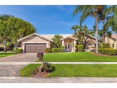 1580 NW 100th Way, Plantation, FL 33322 - MLS#: A10274845