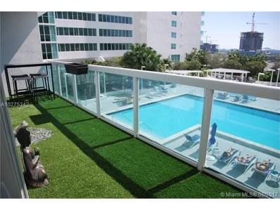 1800 N Bayshore Dr UNIT 1208, Miami, FL 33132 - MLS#: A10275342