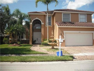18935 SW 15th St, Pembroke Pines, FL 33029 - MLS#: A10275587