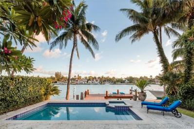 56 S Hibiscus Dr, Miami Beach, FL 33139 - MLS#: A10275936