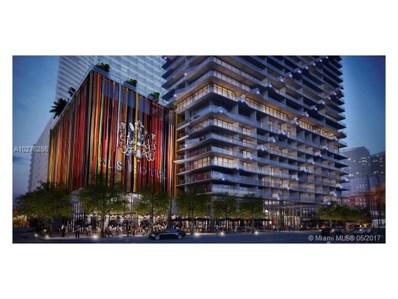 1300 S Miami Ave UNIT 4307, Miami, FL 33130 - MLS#: A10276266