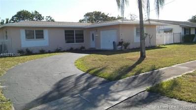4840 NW 7  Street, Plantation, FL 33317 - MLS#: A10276386