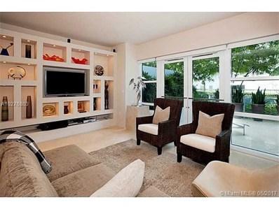 6103 Aqua Avenue UNIT 102, Miami Beach, FL 33141 - MLS#: A10276803