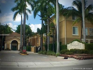 2821 NE 185th St UNIT 407, Aventura, FL 33180 - MLS#: A10278529