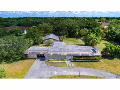 9269 SW 124th St, Miami, FL 33176 - MLS#: A10278835