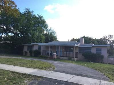 13117 N Miami Ave, Miami, FL 33168 - MLS#: A10278965