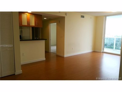 601 NE 23rd St UNIT 1701, Miami, FL 33137 - MLS#: A10280223