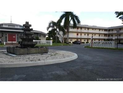 4421 NW 16th St UNIT G204, Lauderhill, FL 33313 - MLS#: A10280719