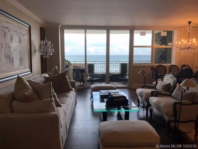 3180 S Ocean Dr UNIT 404, Hallandale, FL 33009 - MLS#: A10281077