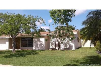 1101 NW 89th Ter, Pembroke Pines, FL 33024 - MLS#: A10281800