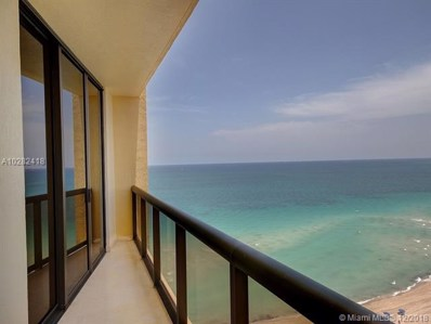 16275 Collins Ave UNIT 1802, Sunny Isles Beach, FL 33160 - #: A10282418