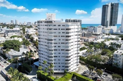 1881 Washington Ave UNIT 3E, Miami Beach, FL 33139 - MLS#: A10282706