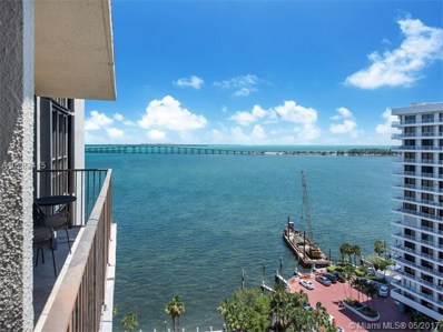 1450 Brickell Bay Dr UNIT 1505, Miami, FL 33131 - MLS#: A10283415
