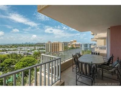 781 Crandon Blvd UNIT 903, Key Biscayne, FL 33149 - MLS#: A10283492