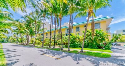 300 Sunrise Dr UNIT 2 F, Key Biscayne, FL 33149 - MLS#: A10284264
