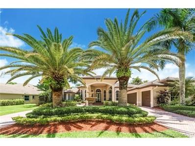 2490 Provence Cir, Weston, FL 33327 - MLS#: A10284697