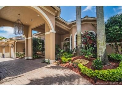 2549 Sanctuary Dr, Weston, FL 33327 - MLS#: A10285349