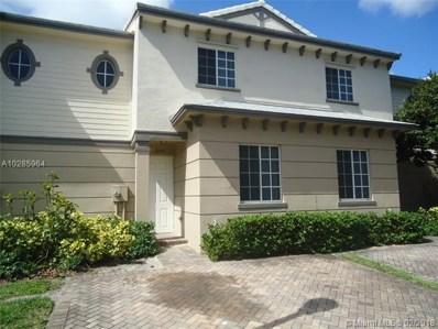 1227 Abaco Ln UNIT 1227, Riviera Beach, FL 33404 - MLS#: A10285964