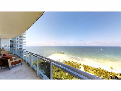 10295 Collins Av UNIT 1401, Bal Harbour, FL 33154 - MLS#: A10286688