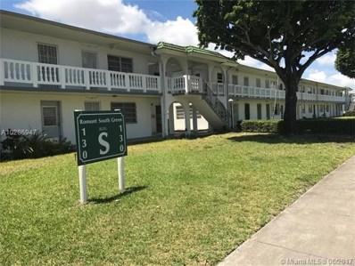 130 NE 202nd Ter UNIT S24, Miami, FL 33179 - MLS#: A10286947
