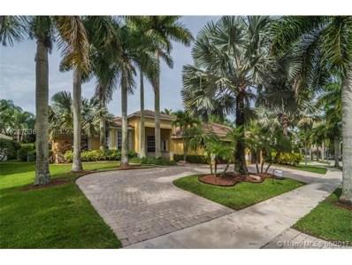 1397 Victoria Isle Dr, Weston, FL 33327 - MLS#: A10287536