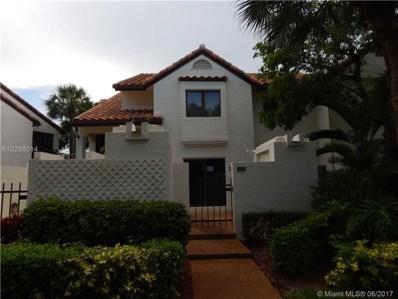 7906 Granada Pl UNIT 1201, Boca Raton, FL 33433 - MLS#: A10288014