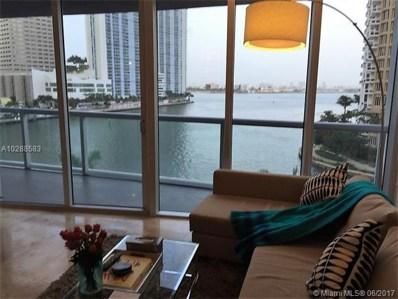465 Brickell Ave UNIT 616, Miami, FL 33131 - MLS#: A10288583