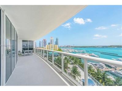 400 Alton Rd UNIT 1004, Miami Beach, FL 33139 - MLS#: A10288599
