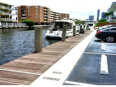 3665 NE 167st+Dock UNIT 404, North Miami Beach, FL 33160 - MLS#: A10289047
