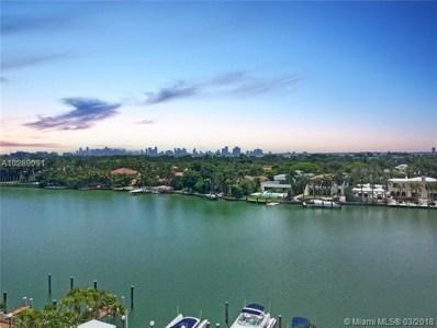 5660 Collins Ave UNIT 7A, Miami Beach, FL 33140 - MLS#: A10289091