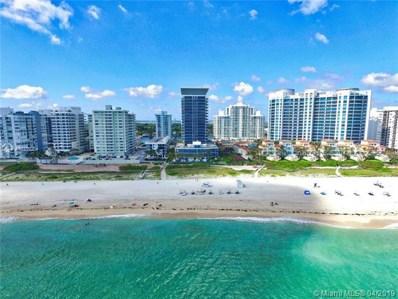 5875 Collins Ave UNIT 1908, Miami Beach, FL 33140 - MLS#: A10289254