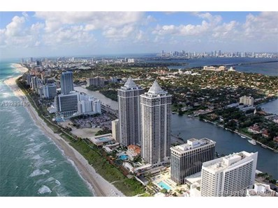 4779 Collins Av UNIT 2405, Miami Beach, FL 33140 - MLS#: A10289485