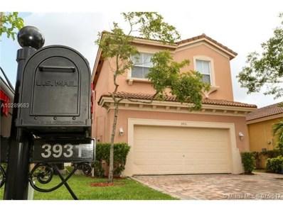 3931 NE 12th Dr, Homestead, FL 33033 - MLS#: A10289683