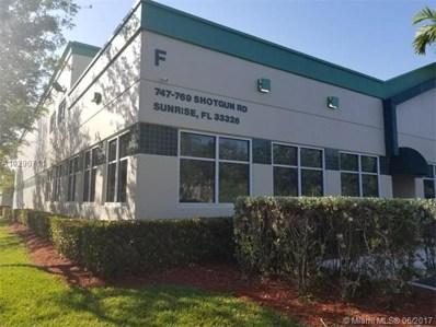769 Shotgun Rd, Sunrise, FL 33326 - MLS#: A10290711