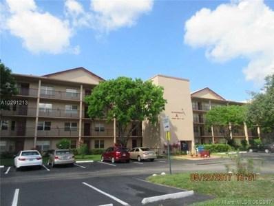 12950 SW 7th Ct UNIT 306A, Pembroke Pines, FL 33027 - MLS#: A10291213