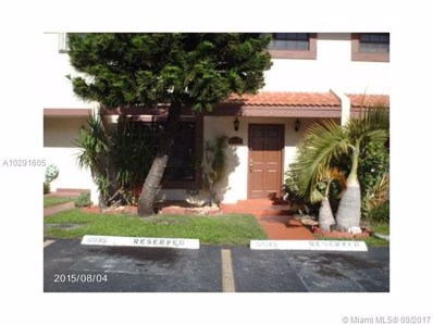 5935 SW 133rd Ct UNIT 5935, Miami, FL 33183 - MLS#: A10291605