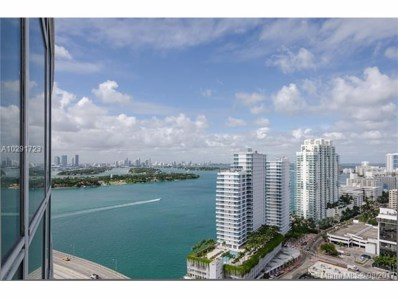 450 Alton Rd UNIT 2508, Miami Beach, FL 33139 - MLS#: A10291723