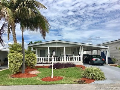 5291 SW 23rd Ter, Dania Beach, FL 33312 - MLS#: A10292331