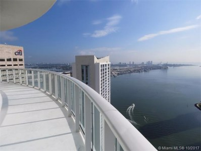 300 S Biscayne Blvd UNIT PH-4004, Miami, FL 33131 - MLS#: A10292451