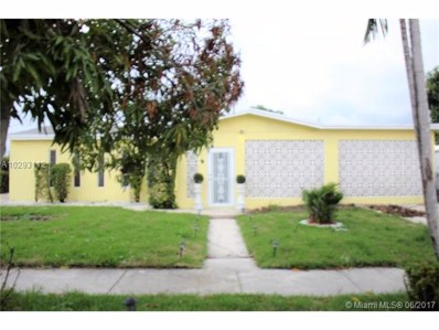 16030 NW 18th Ct, Miami Gardens, FL 33054 - MLS#: A10293112