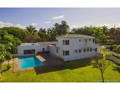 9632 NE 5th Avenue Rd, Miami Shores, FL 33138 - MLS#: A10293386